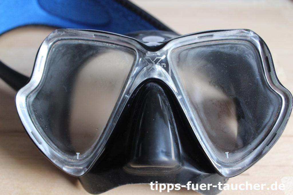 Was hilft gegen eine beschlagene Tauchermaske?
