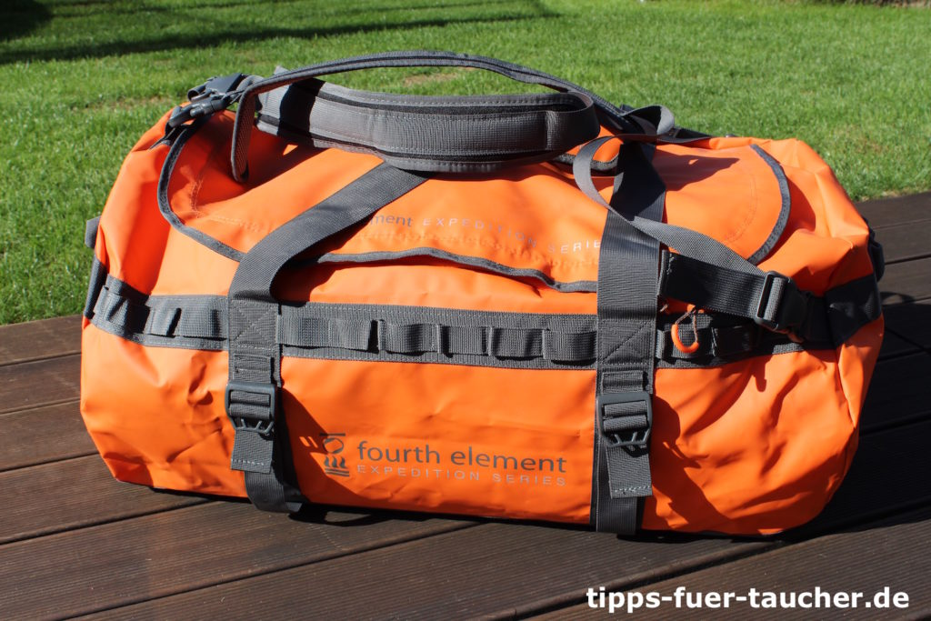 Fourth Element 120l Duffle Bag