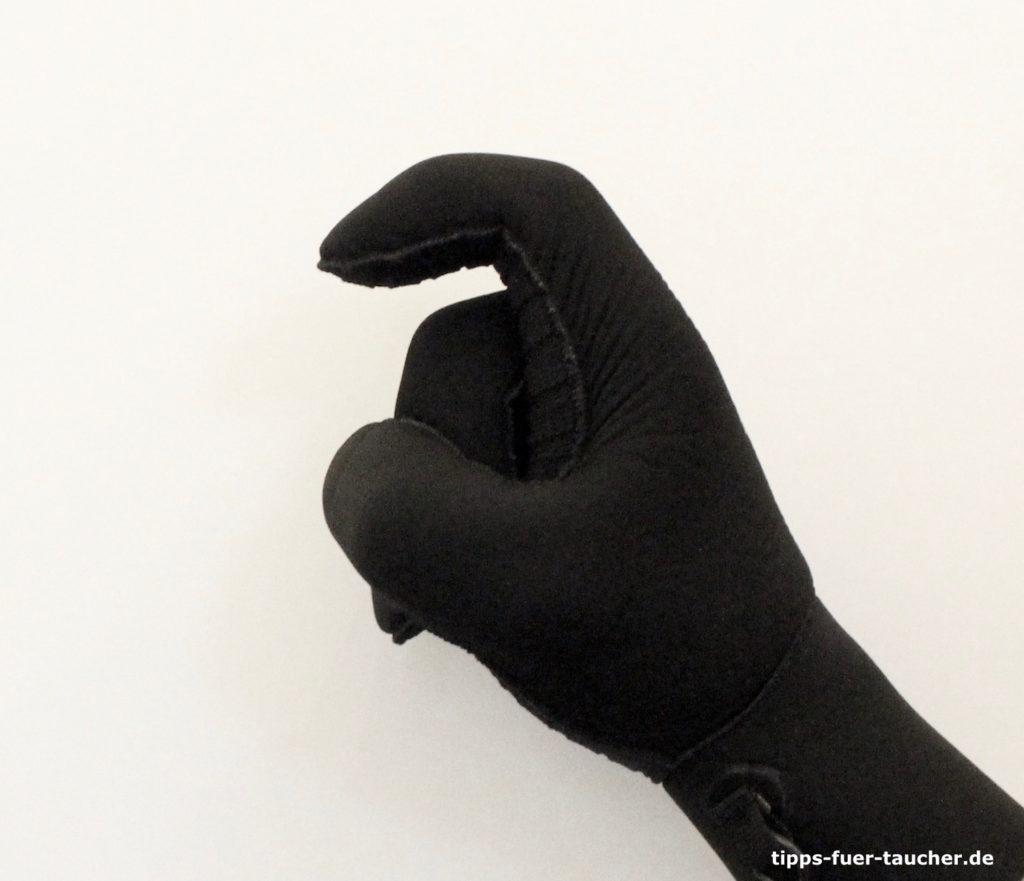 Frage, Handzeichen für Taucher