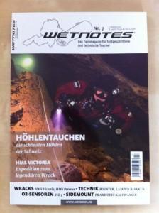 Wetnotes Ausgabe 1/2012