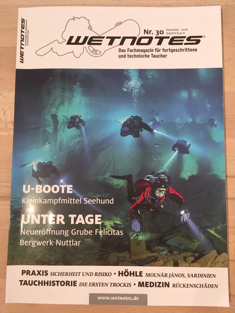 wetnotes Ausgabe 30