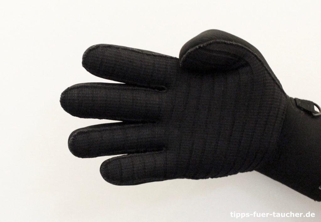 Richtung anzeigen, Handzeichen für Taucher
